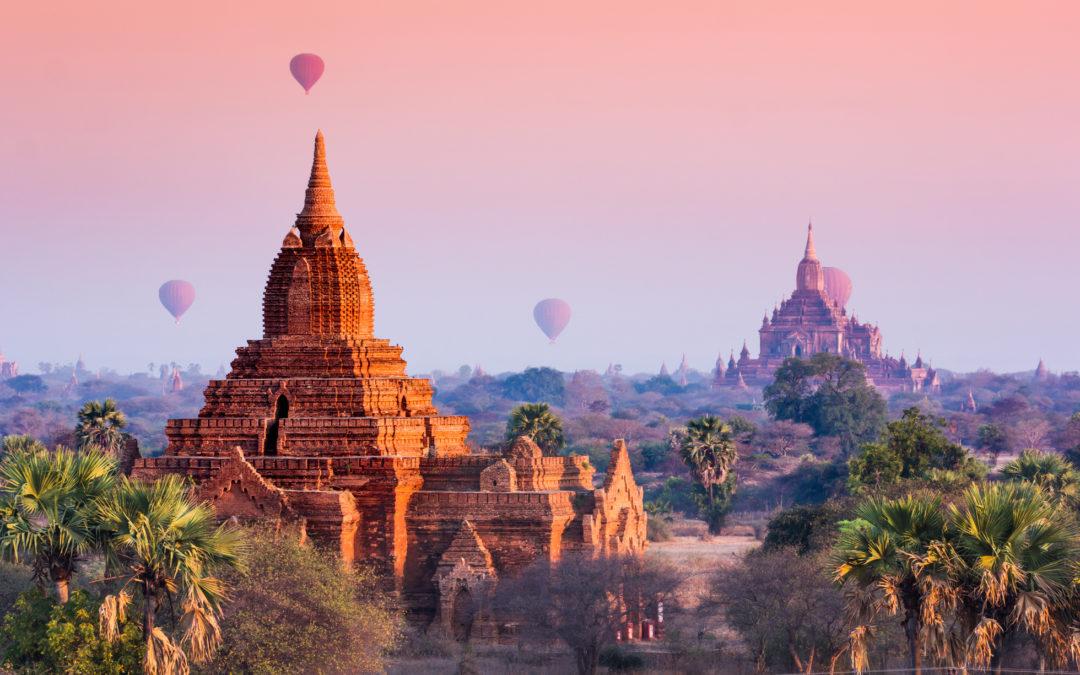 + About Bagan, Burma