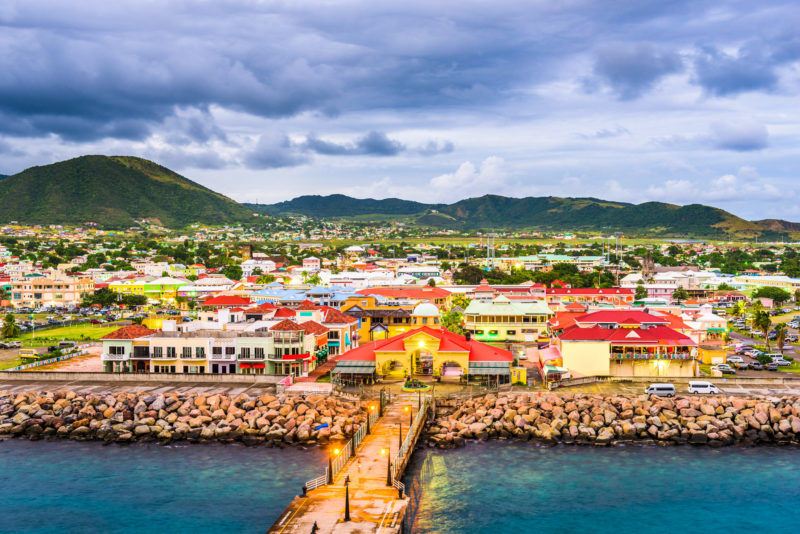 + About St Kitts & Nevis