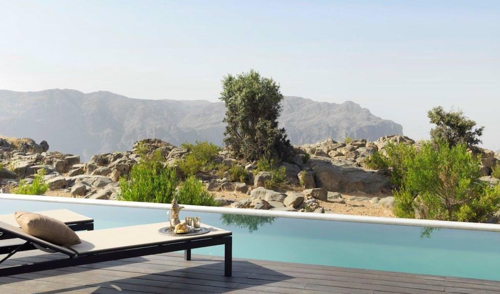 Alila Jabal Akhdar Resort Oman