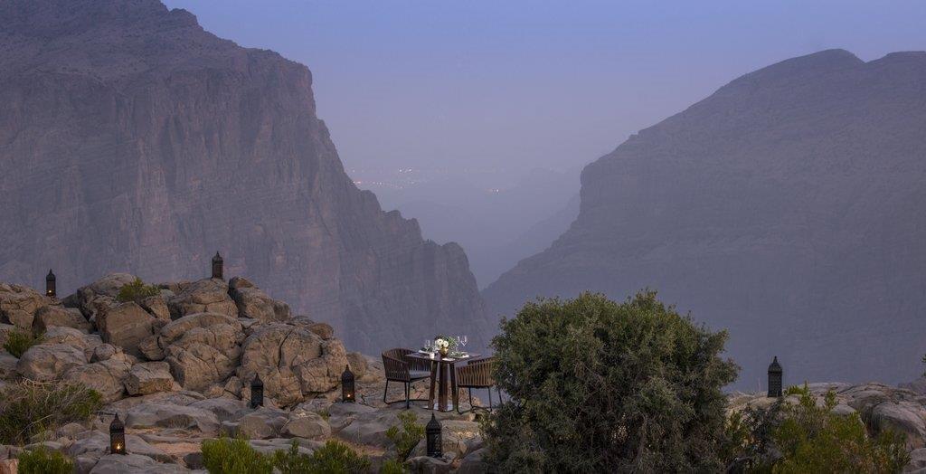 Anantara Al Jabal Akhdar Mountain Resort, Oman