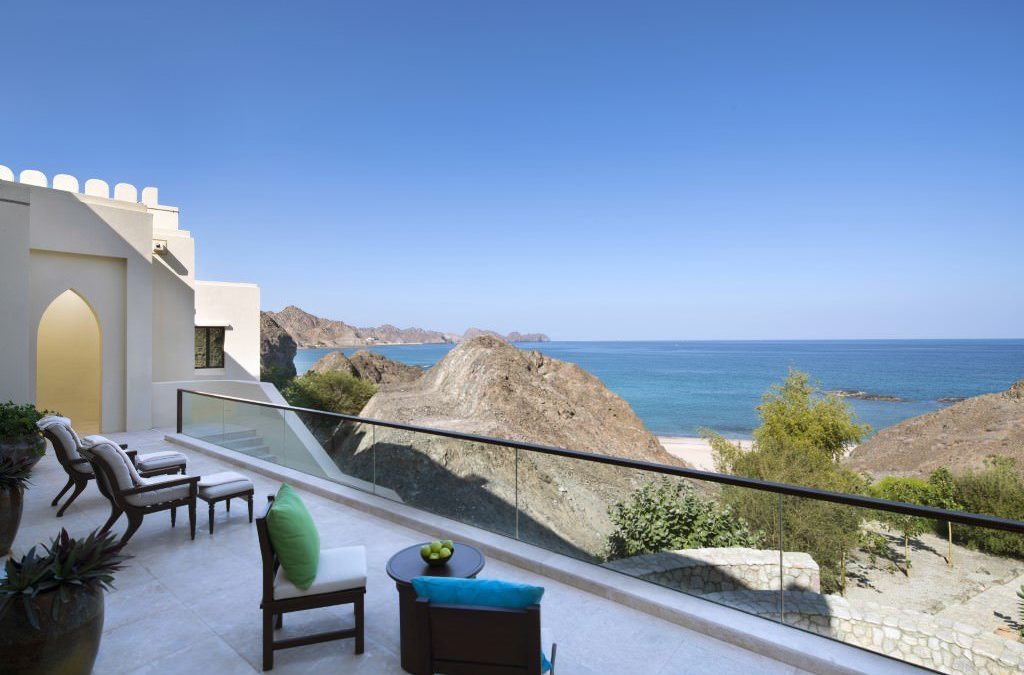 Al Bustan Palace, a Ritz-Carlton Hotel, Muscat, Oman