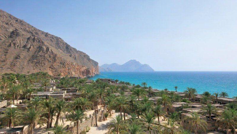 Six Senses Zighy Bay, Musandam Peninsula, Oman