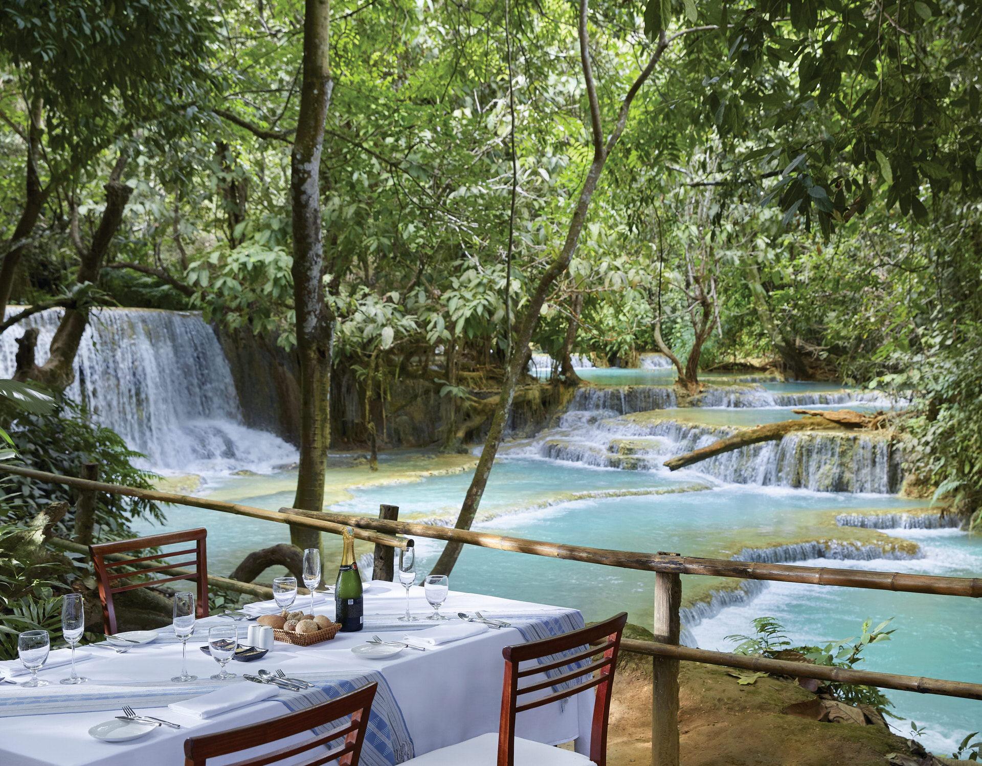 > Mekong and Luang Prabang Gibbon Experience Tour, Laos