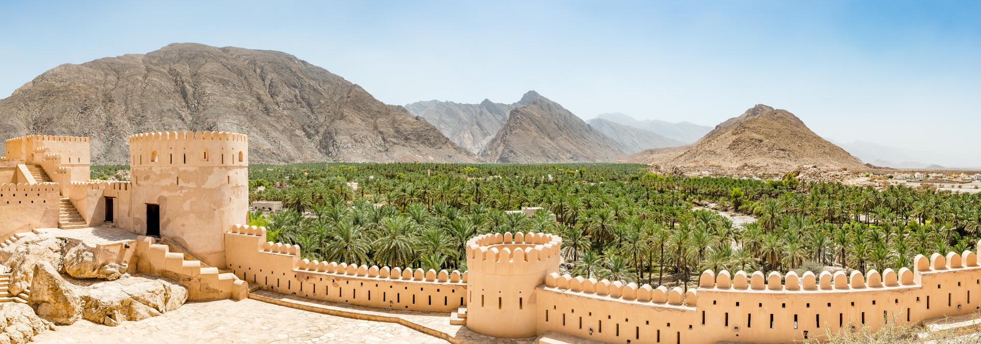 > Oman Touring Options