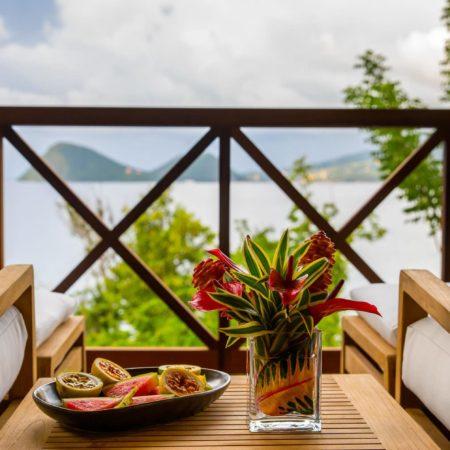 Relaxing Seaview - Secret Bay Dominica