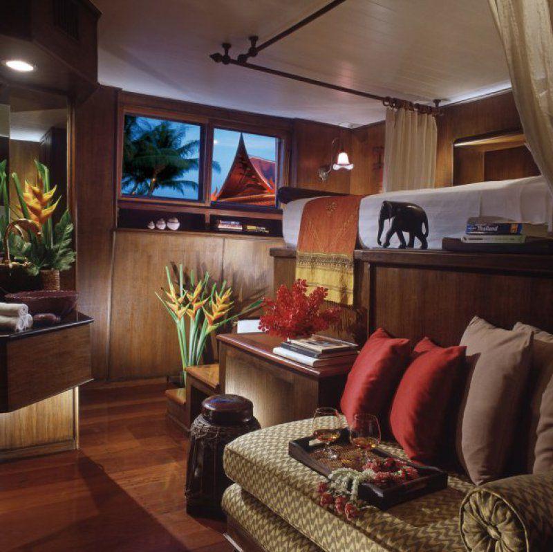 > Anantara Cruises, Bangkok