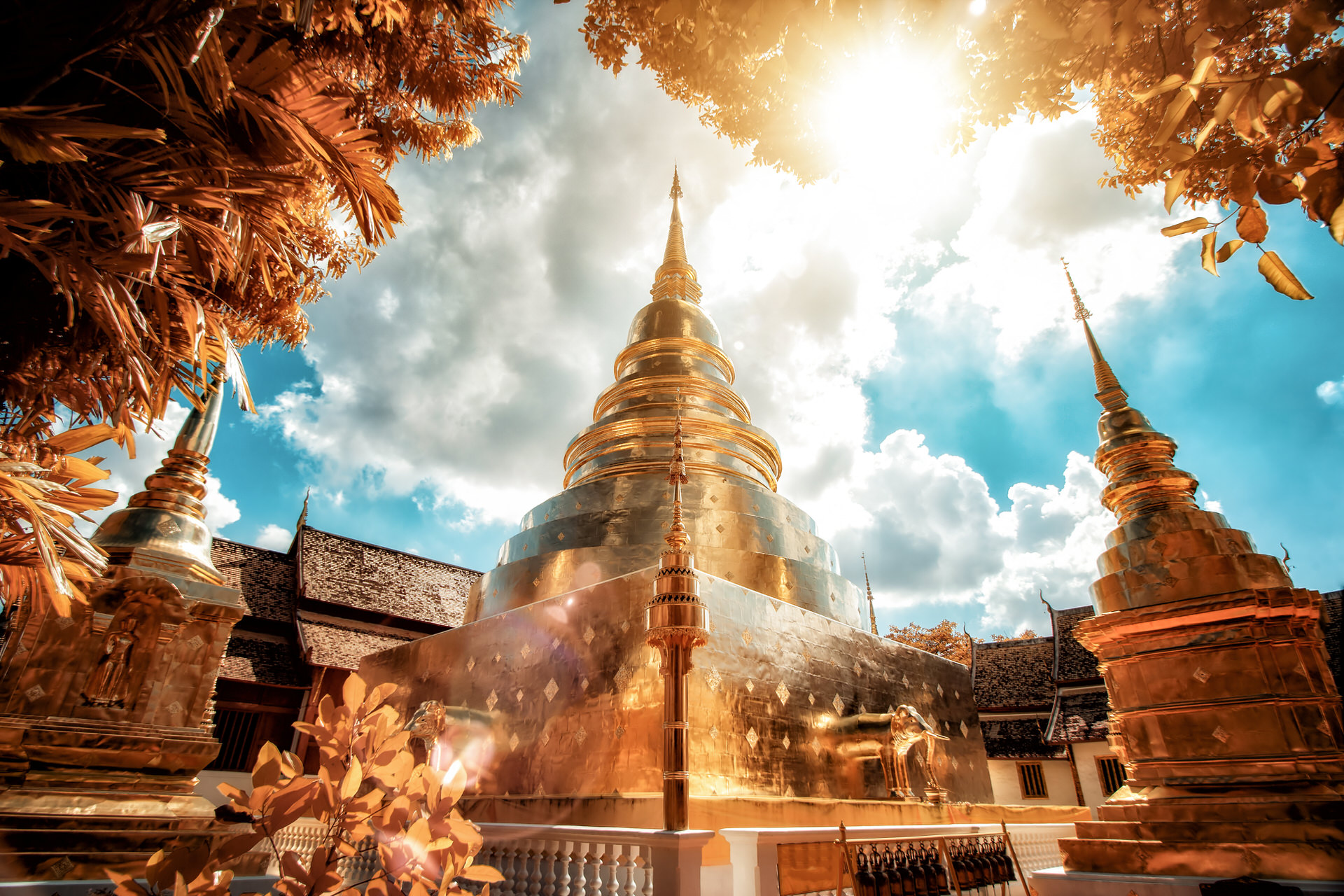 + About Chiang Mai & North Thailand