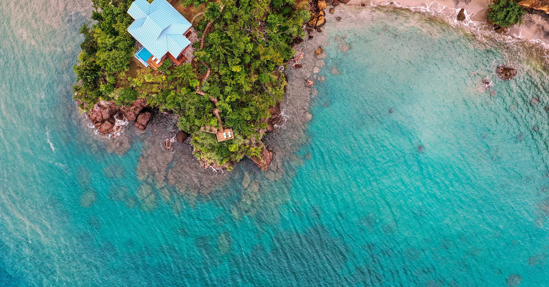Secret Bay Dominica – High-Quality Boutique Escapism!
